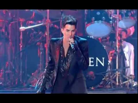"""15. Queen & Adam Lambert """"Another One Bites the Dust""""(Live in Kiev)"""