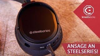 ANSAGE AN STEELSERIES! (Achtung! Clickbait xD) ARCTIS 1 WIRELESS im Test