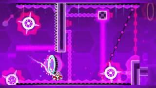 Geometry Dash - Laser Room by TrueNature (Demon) Complete