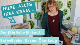 Shopping bei Ikea: Aufbewahrung und Nachhaltiges