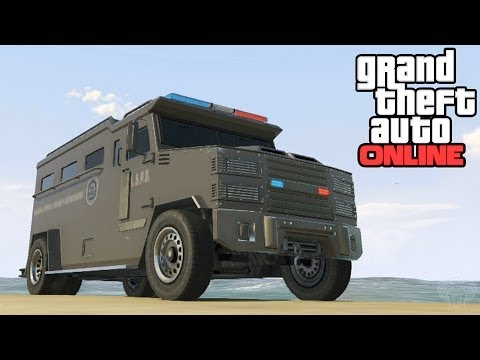 GTA V GTA 5 Online Rare Vehicles Episode 1 Submarine Spawn