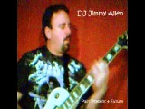 DJ Jimmy Allen - While My Guitar Gently Weeps.AVI