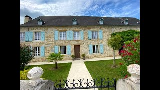 A Beautiful French Country Home With 6.5 Hectares   For Sale By French Character Homes