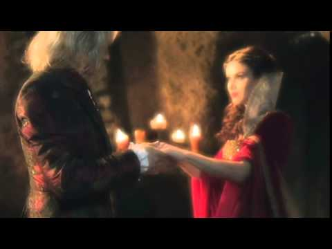 Dracula and Alina Together again - Dracula the dark prince