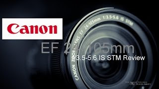 Canon EF 24-105mm f/3.5-5.6 IS STM Review