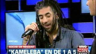 C5N - MUSICA: KAMELEBA EN DE 1 A 5