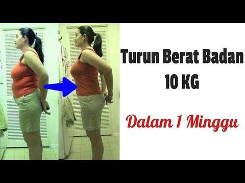 Diet untuk menurunkan berat badan selama 10 hari oleh 10 kg di rumah
