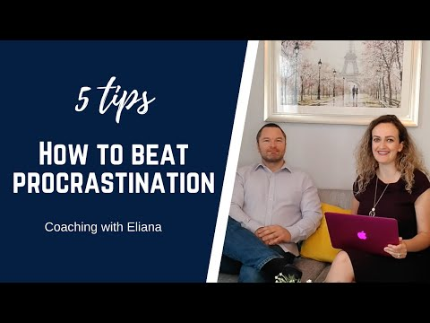 5 tips on how to beat procrastination