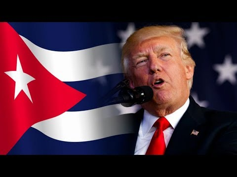 FULL SPEECH: Trump Cancels Obama's Deal with Cuba - 6/16/17