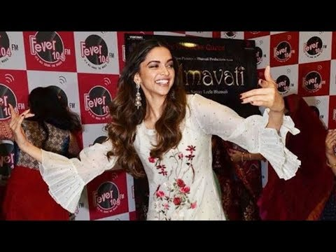 Padmavati's Ghoomar Song Launch Full Video HD- Deepika Padukone