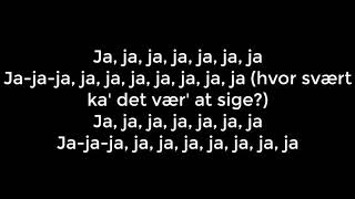 Bro   Ja (Lyrics)