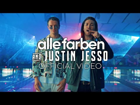 Alle Farben & Justin Jesso - As Far As Feelings Go (Official Video)