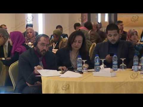 وزارة العمل والتأهيل تنظم ورشة عمل حول (تمكين الشباب)