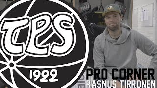 Entiset Lupaukset Pro Corner - Rasmus Tirronen (TPS)