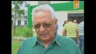 preview picture of video 'Cuba: Ministro de Educación Superior realiza visita a Universidad de Pinar del Río'