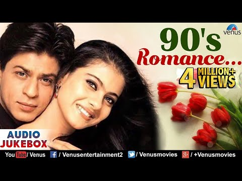 Download 90's Romance - Evergreen Bollywood Songs Collection | JUKEBOX | 90's Romantic Hits | Best Love Songs HD Video