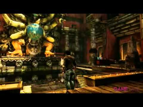 buy uncharted 2 among thieves special edition on playstation 3 free uk delivery game. Black Bedroom Furniture Sets. Home Design Ideas