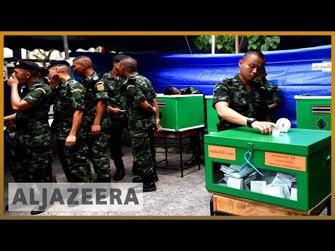🇹🇭 Thailand elections: Military-backed party takes lead | Al Jazeera English
