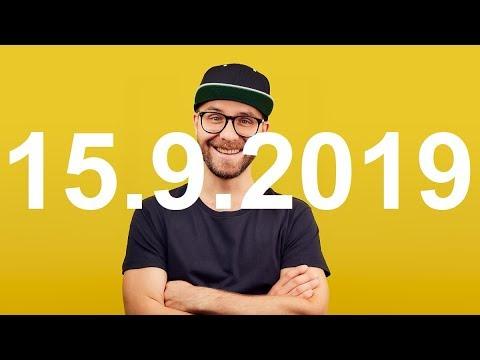 TOP 40 SINGLE CHARTS ► 15. September 2019 [FullHD]