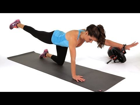 How to Do the Bird Dog Exercise | Abs Workout
