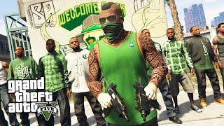 GTA 5 Real Life Thug Mod #23 - ROBBING BANKS, STORES & HOUSES!! (GTA 5 Mods)