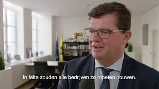 Eerste CO2-neutrale bedrijfssite in België