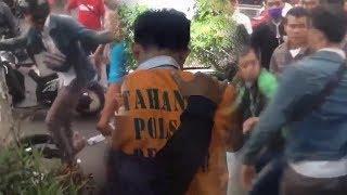 Anak Mantan Oknum Tentara yang Hajar Pengendara Motor Diancam Kurungan 5 Tahun Penjara