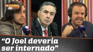 Adrilles fica indignado com CPI da Covid: 'É um escárnio'