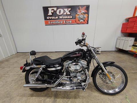 2008 Harley-Davidson Sportster® 883 Custom in Sandusky, Ohio - Video 1