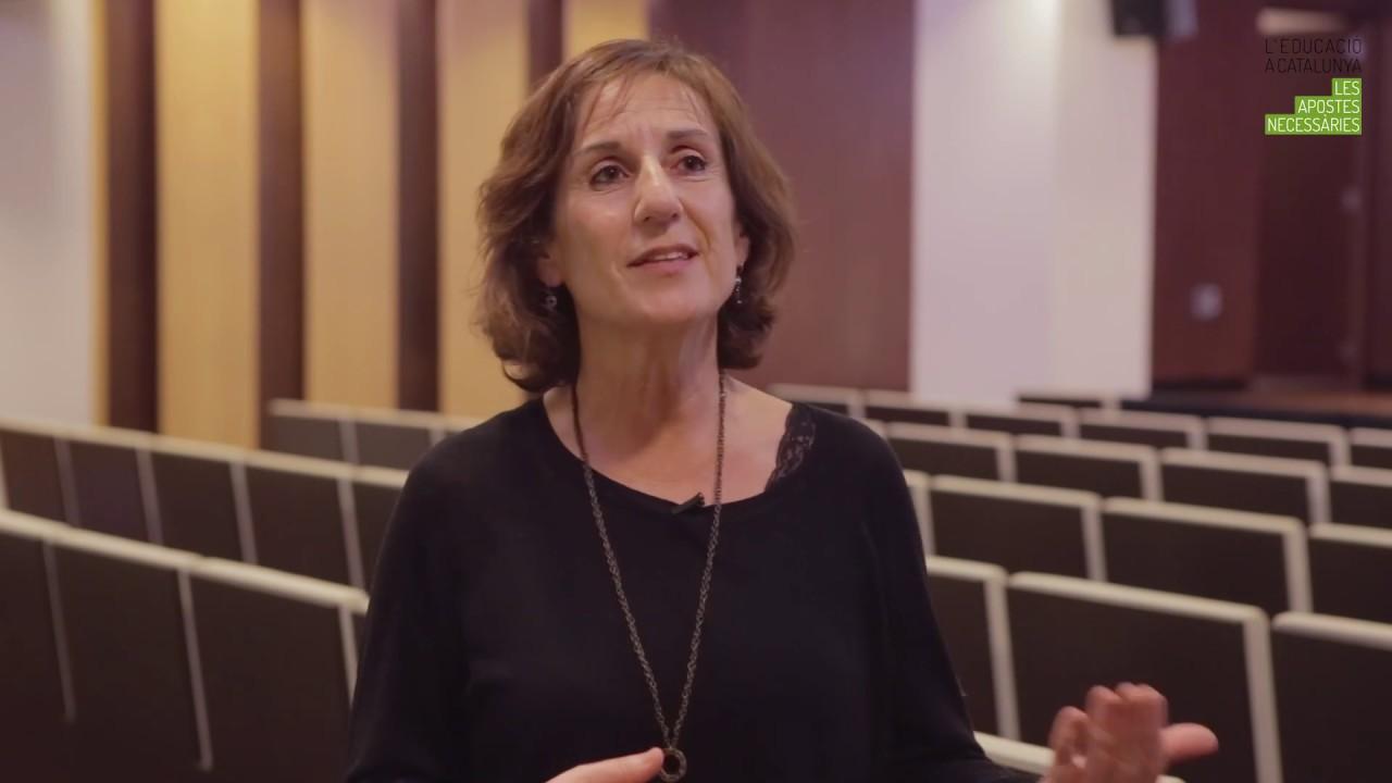 Com aconseguir itineraris d'èxit en la formació professional? - Montse Blanes