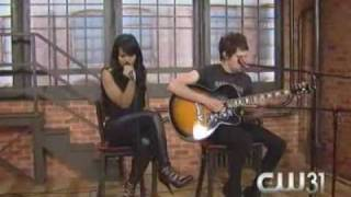 Fefe Dobson - Interview & Ghost (Live Acoustic on GMSacramento)