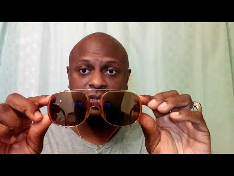 Vintage Alpina & Christian Dior sunglasses