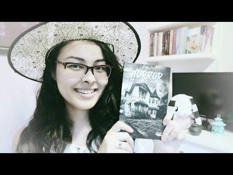 Horror na Colina de Darrington - M. V. Barcelos | Resenha