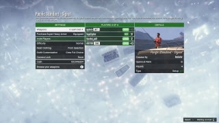 GTA Online... Quick joining randoms for the Pacific Standard heist