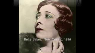 American Swing:  Bei mir bist du schön - Belle Baker & Gene Kardos Orch., 1937