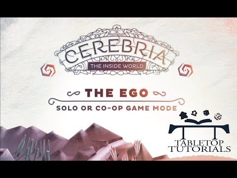 Cerebria - How to Play The Ego (Solo/Coop)