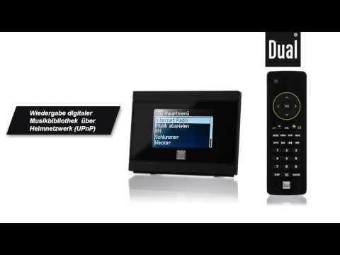 Dual IR 2 A - Internetradio Adapter für Stereoanlage