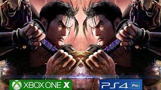 Soulcalibur 6 Complete Graphics Analysis, PS4 PRO vs Xbox One X Comparison [4K/60fps]