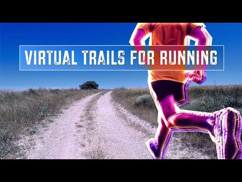 30 minutes Virtual Run Treadmill Video for Running with