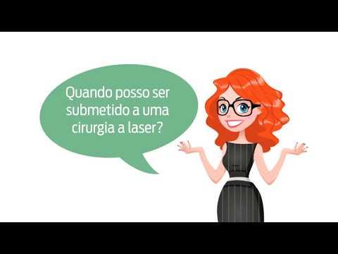 Dr. Responde - Quando posso ser submetido a uma cirurgia a laser?
