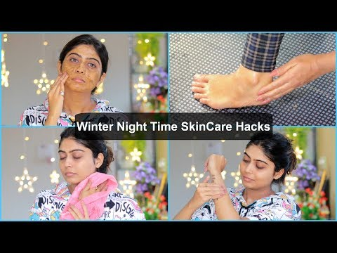7 Night Time Skincare Hacks for a Skin Whitening | Skincare Hacks Everyone Should Know