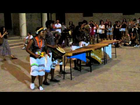 African Dance, Music, Drumming, Marimba & Singing video preview