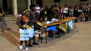 African Dance, Music, Drumming, Marimba & Singing video preview