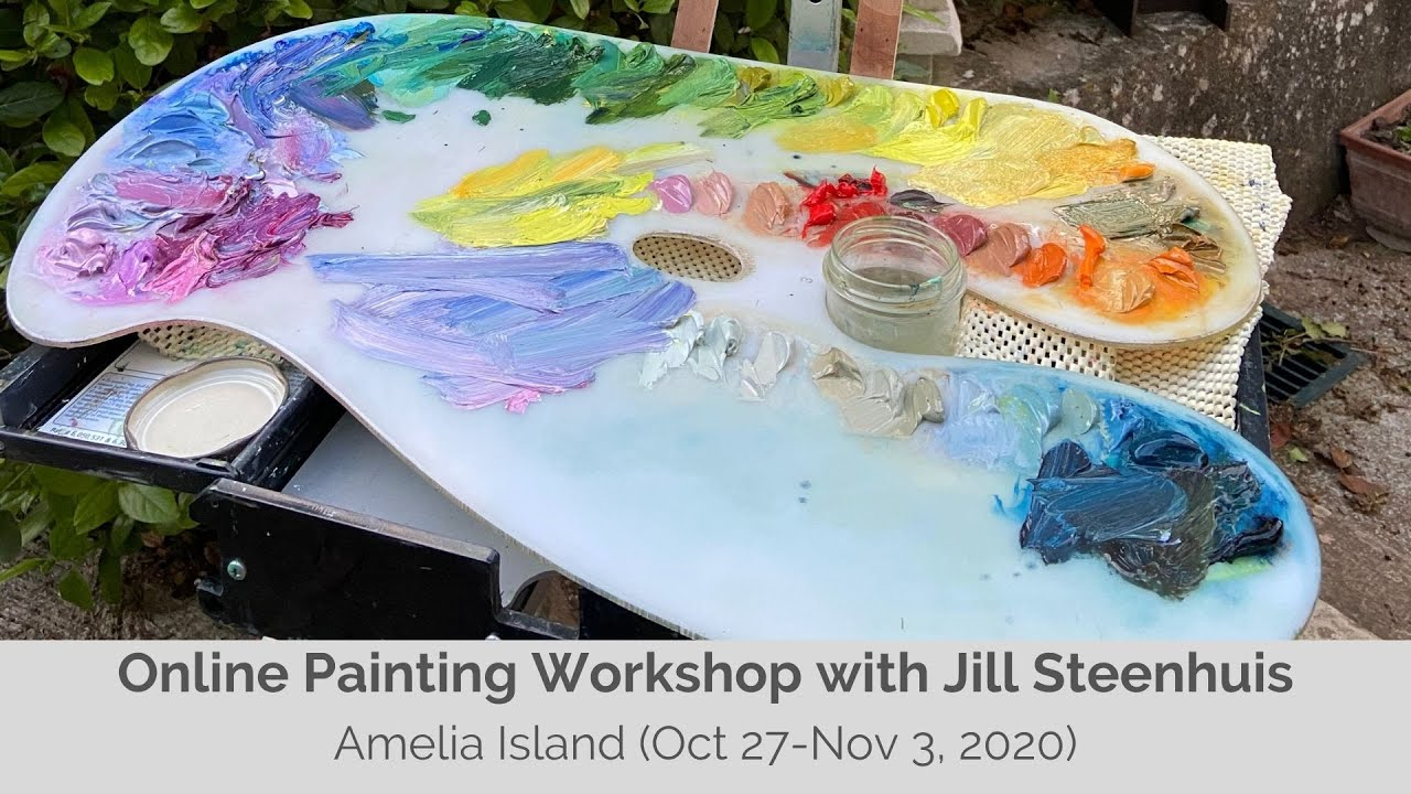 Amelia Island Online Workshop