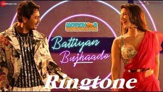 Battiyan Bujhaado Sunny Leone Ringtone Motichoor Chaknachoor Movie Song Nawazuddin
