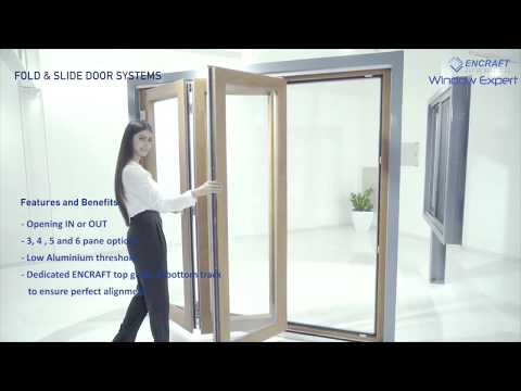 UPVC Slide And Fold Window