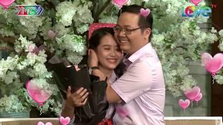 Cô học trò XINH XẮN yêu SAY ĐẮM thầy giáo vì trúng TIẾNG SÉT ÁI TÌNH khiến Quang Bảo ghen tị 😘