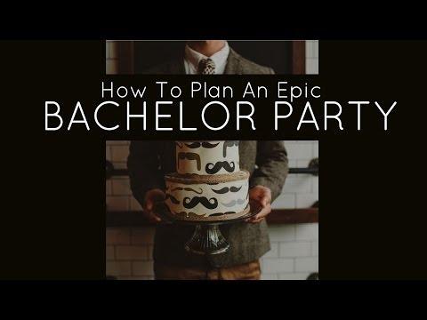 Πως να οργανώσετε ένα bachelor party