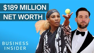 How Serena Williams And Alexis Ohanian Spend Their Millions