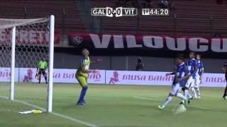 Galícia 0x0 Vitória